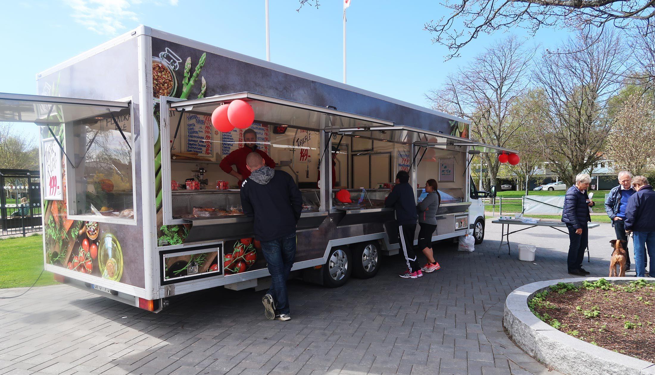 Fiskvagnen i Påvelund
